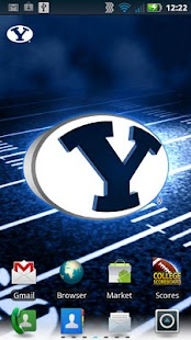 BYU Revolving Wallpaper - screenshot thumbnail