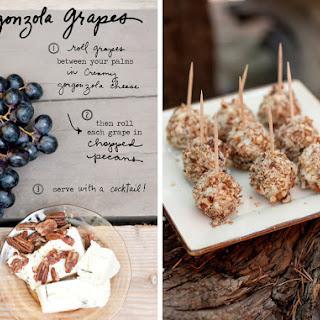 Gorgonzola Grapes
