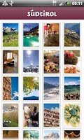 Screenshot of South Tyrol/Südtirol Guide