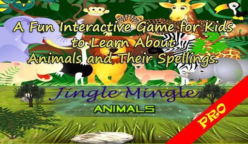 Jingle Mingle Animals Pro