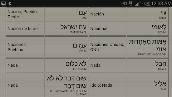hebrew dictionary phrases android apps on play