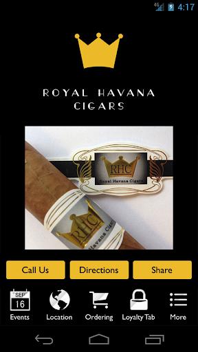 Royal Havana Cigar