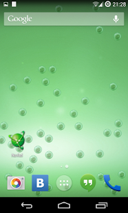Microbe Live Wallpaper- screenshot thumbnail