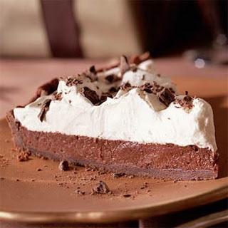 Double-Chocolate Cream Tart.