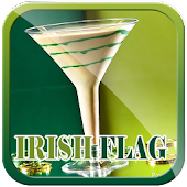 Free Cocktail Irish Flag