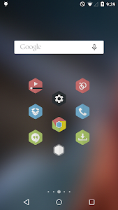 Hexacon - Icon Pack v2.0