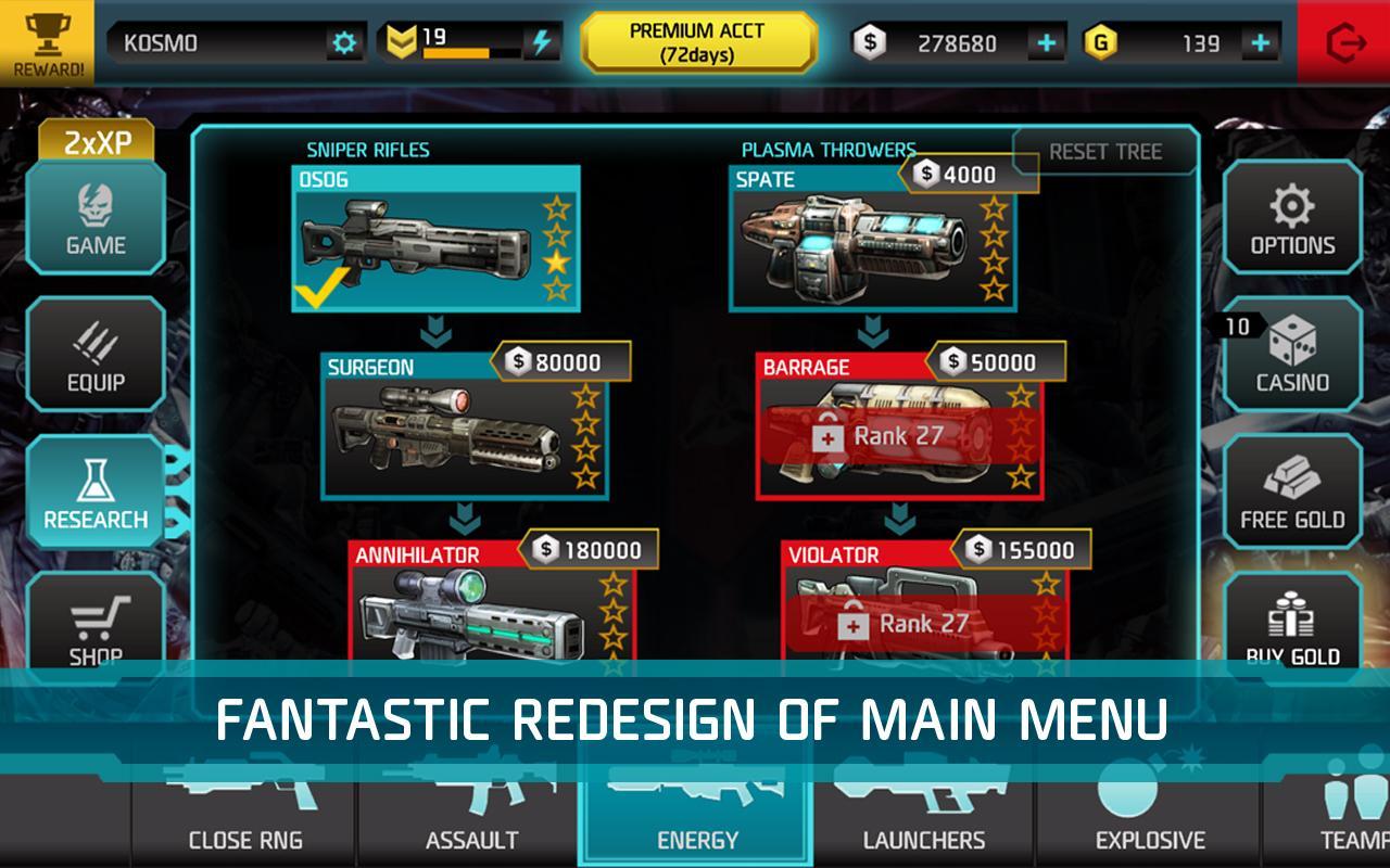 SHADOWGUN: DeadZone screenshot #11