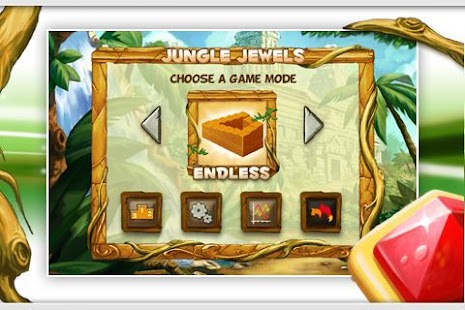 Jungle Jewels Deluxe- screenshot thumbnail
