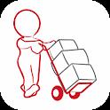 Stěhování Poslíček logo