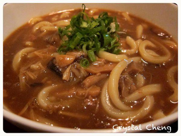 茶寮侘助 二訪 吃完立刻預約下次的好好吃咖哩烏龍麵
