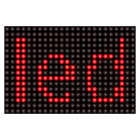 LED Display icon
