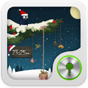 GO Locker Santa Claus Theme icon
