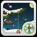 GO Locker Santa Claus Theme icon