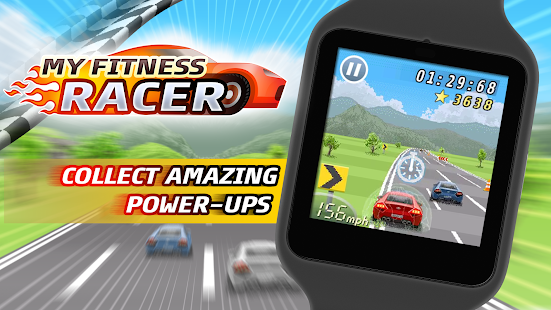My Fitness Racer- screenshot thumbnail