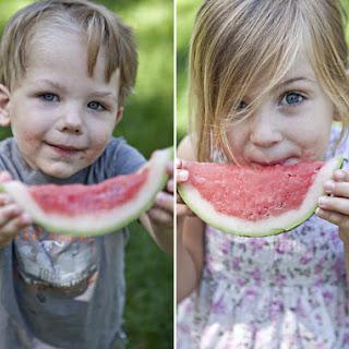 Watermelon Lime Sorbet