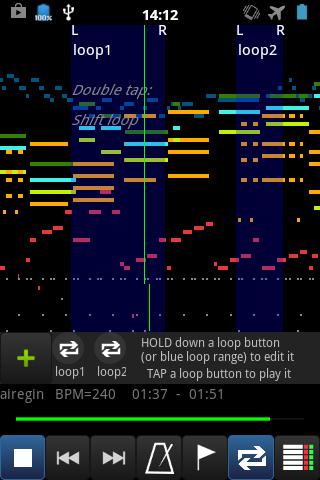 MIDI Voyager Pro  screenshots 1