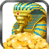 Coin Game ~ Pharaohs 3D Pusher