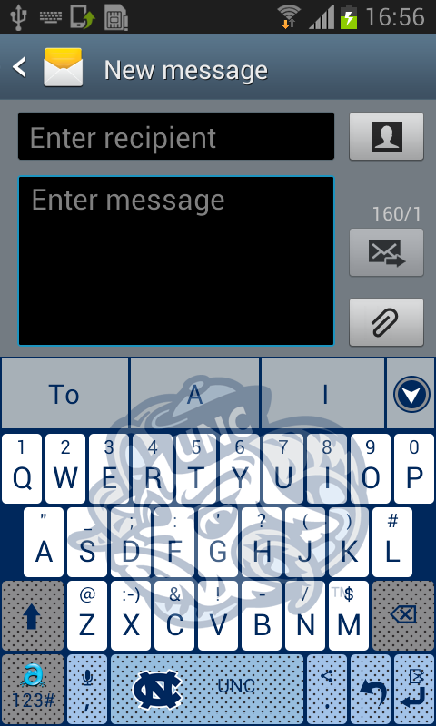 North Carolina Keyboard- screenshot