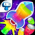 Soda Rocket - Matching Game icon