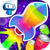 Soda Rocket - Free Matching Puzzle Game