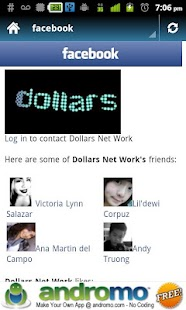 dollarsnetwork - screenshot thumbnail