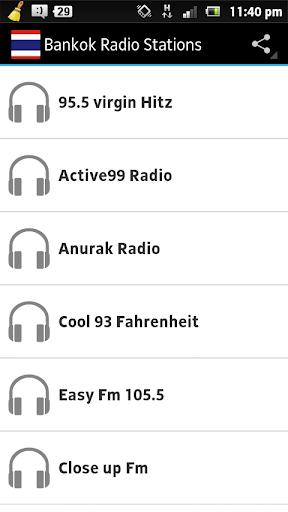 Bangkok Radio Stations