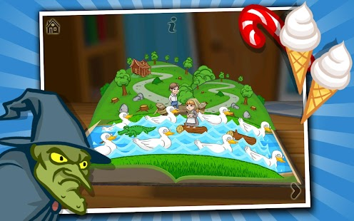 Grimm's Hansel and Gretel - screenshot thumbnail