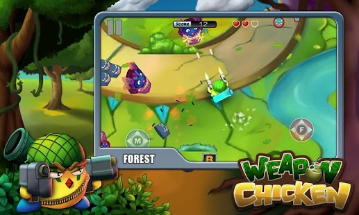 Weapon Chicken - screenshot thumbnail