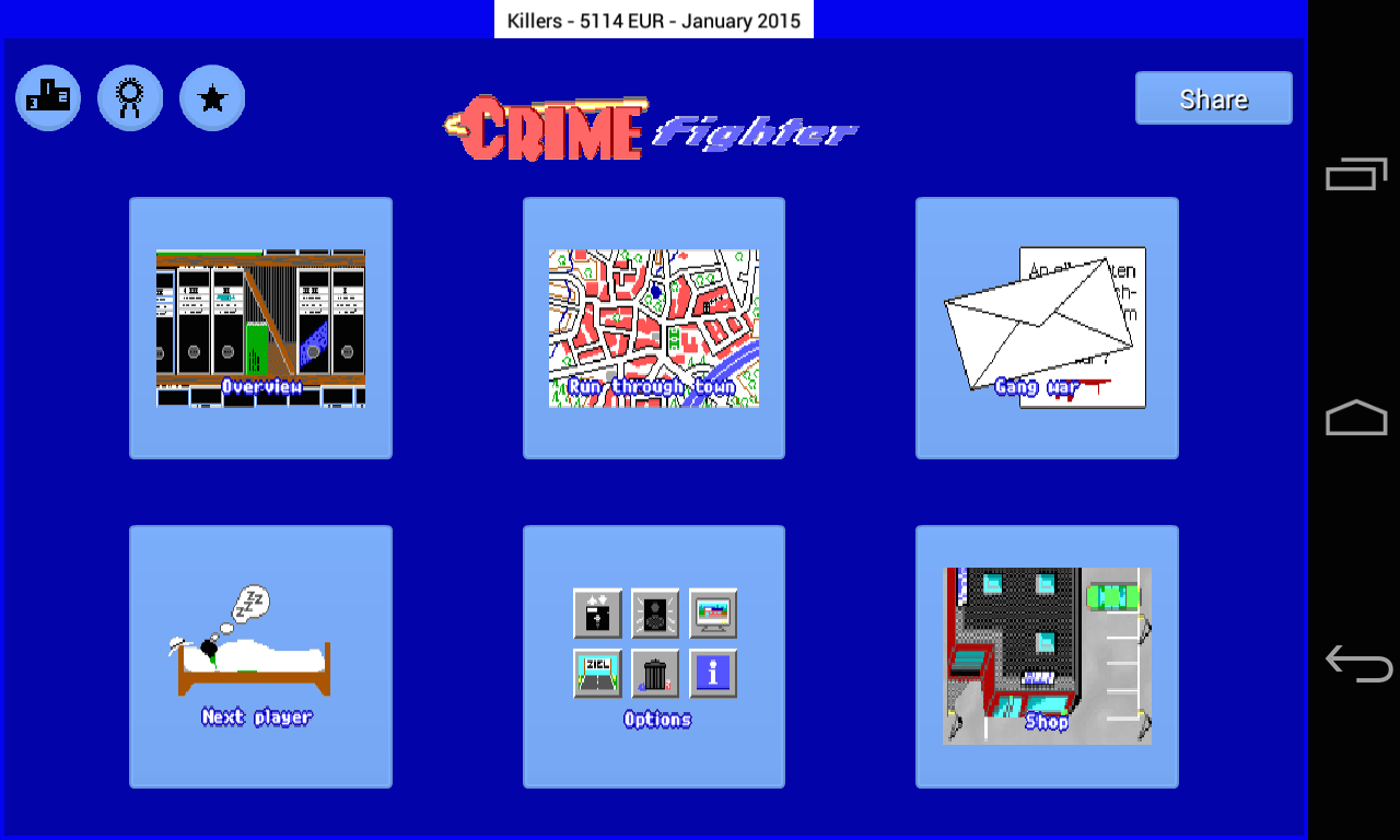 Crime Fighter- screenshot