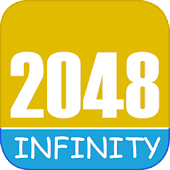 2048 Infinity ( Magic App )