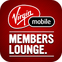 Virgin Mobile Members Lounge icon