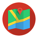 World Offline Map icon