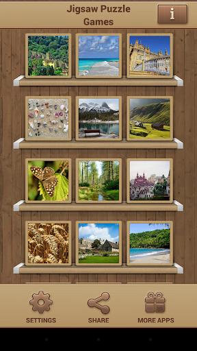 ジグソーパズルゲーム