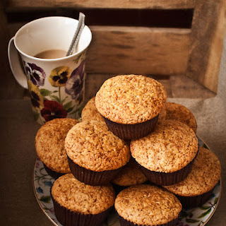 Cinnamon Rye Muffins