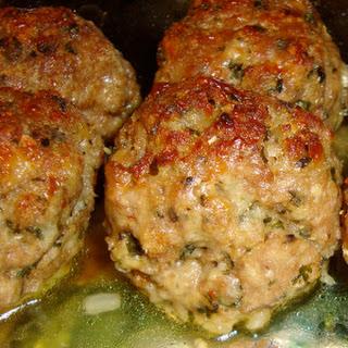Mediterranean Meatball Stew.