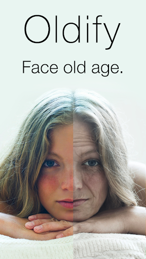 Oldify - Old Aging Booth App screenshot