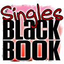 Singles Black Book Dating mobile app icon
