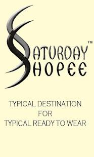 Saturday Shopee- screenshot thumbnail