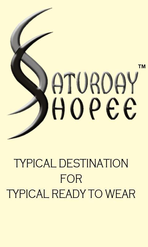 Saturday Shopee- screenshot