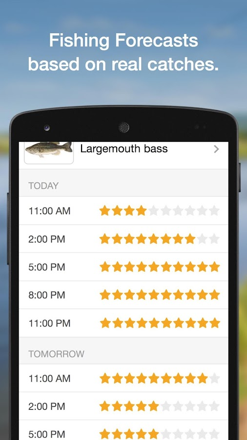 FishBrain - Fishing Forecast - screenshot