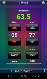 HSTouch Home Automation - screenshot thumbnail