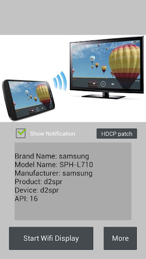 Wifi Display Miracast Helper