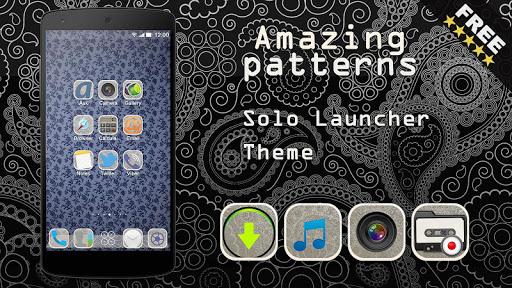 Amazing Patterns - Solo Theme