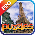 Paris & France Puzzles Pro icon