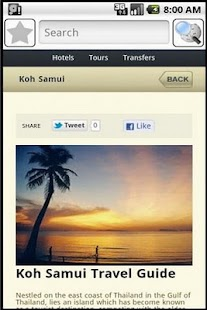 Koh Samui Travel Guide - screenshot thumbnail
