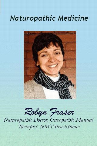 Robyn Fraser ND