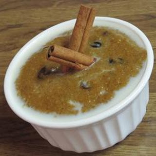 Indian Pudding.