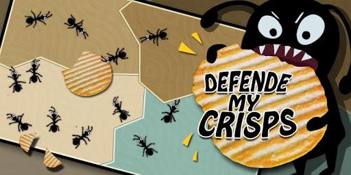 玩免費休閒APP|下載Defend My Crisps app不用錢|硬是要APP