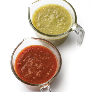 Green or Red Salsa