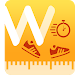 Walk Free Pedometer Icon